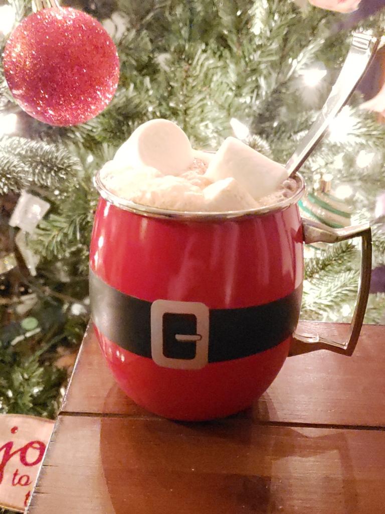 hot chocolate christmas